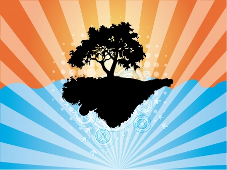 tree art Vector