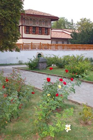 shah: palace shah old history famous and flower