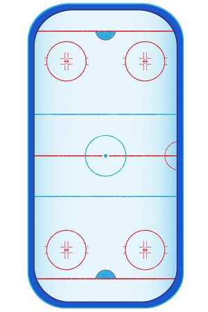 rink: hockey stadium