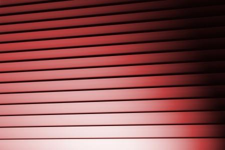 Red Noir Bedroom Blinds Banco de Imagens - 23721753