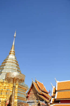 doi: Doi suthep temple chiang mai