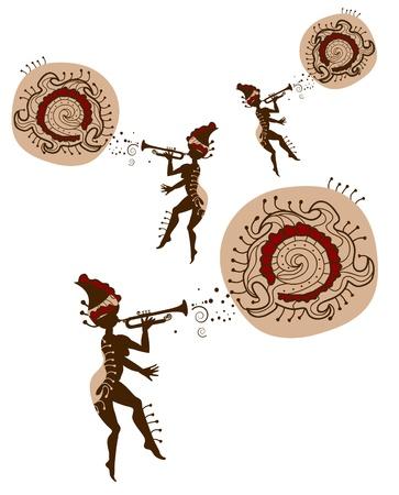 danza africana: origen étnico resumen de los diversos elementos