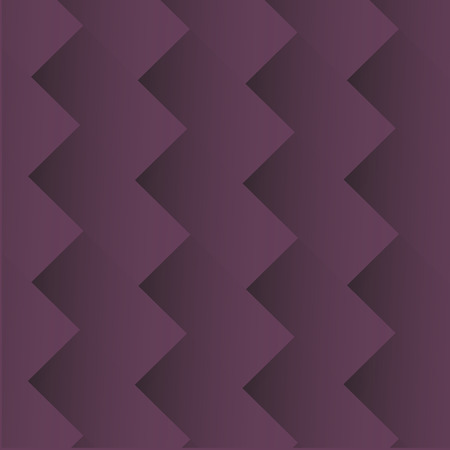 zigzag background pattern shadow vector Illustration