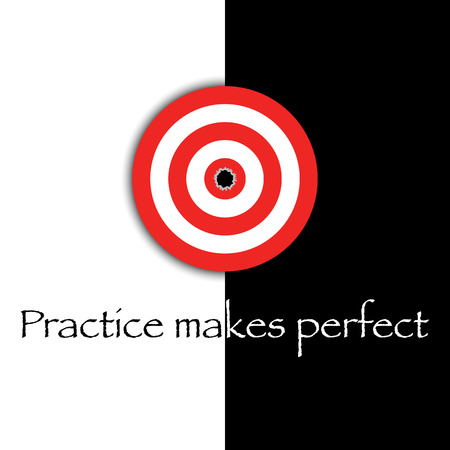 practice: quote inspiration motivation, practice makes perfect