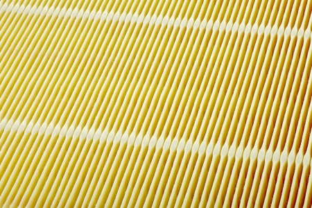 focus stacking: A car paper air filter surface, focus stacking
