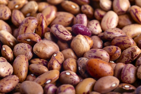 Closeup of red beans as a food background Stock Photo - 16130124