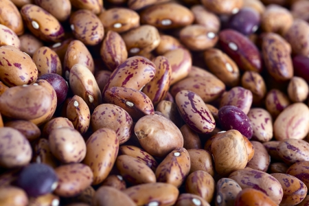Closeup of red beans as a food background Stock Photo - 16750506
