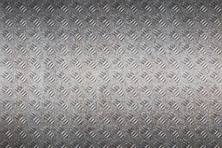 industry background: seamless black metal background. Stock Photo