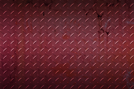 red metal background: seamless black and red metal background. Stock Photo