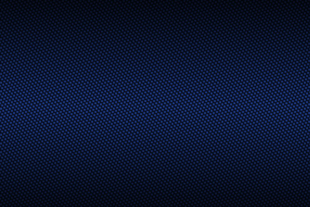 blue carbon fiber with black gradient color, background and texture. Stock Photo