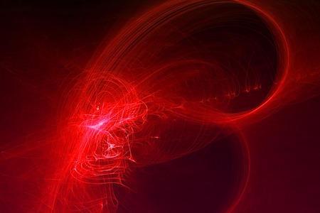 lighting effect: red wave glow. lighting effect abstract background for your business.