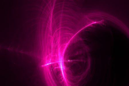 lighting effect: pink glow wave. lighting effect abstract background for your business.