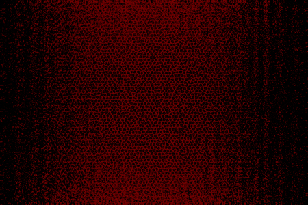 red and black leather background texture with gradient color.