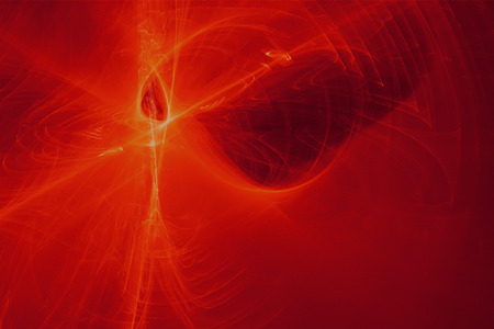 energy background: red glow energy wave. lighting effect abstract background. This image is suitable for any purpose, such as science, fantastic, sci-fi, horror, supernatural and etc. Stock Photo