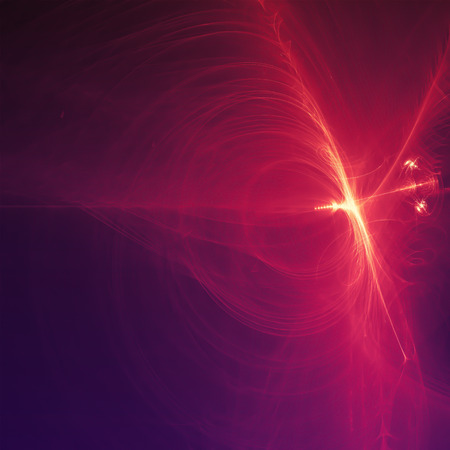 supernatural: purple and red glow energy wave. lighting effect abstract background. This image is suitable for any purpose, such as science, fantastic, sci-fi, horror, supernatural and etc.