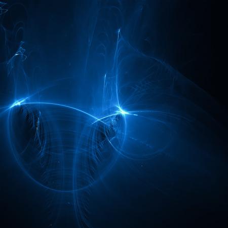 proposito: azul onda de energía brillo. efecto de iluminación de fondo abstracto. Esta imagen es adecuada para cualquier propósito, tales como la ciencia, fantástico, ciencia ficción, horror, sobrenatural y etc.
