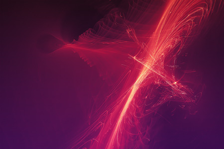 scifi: purple glow energy wave. lighting effect abstract background. This image is suitable for any purpose, such as science, fantastic, sci-fi, horror, supernatural and etc.