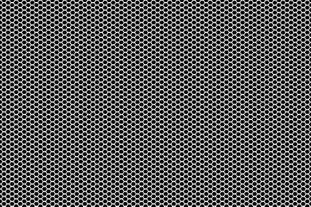 metallic background: white metallic mesh background texture. Stock Photo