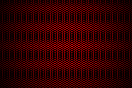 mesh: red metallic mesh background texture.