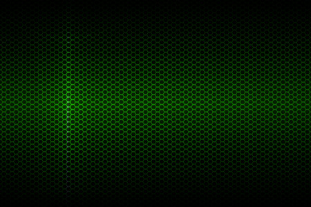 mesh texture: green metallic mesh and light energy digital background texture