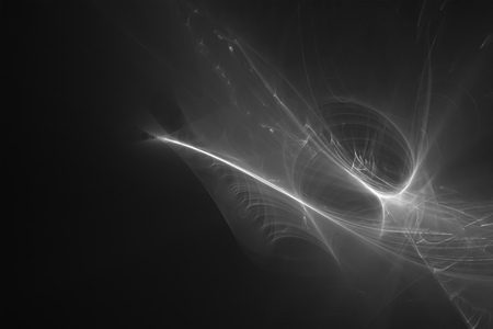 lighting effect: black and white glow energy wave. lighting effect abstract background.