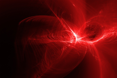 lighting effect: red glow energy wave. lighting effect abstract background.