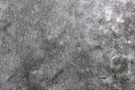 chrome metal texture with scratch. look like cement or concrete texture. background and texture.