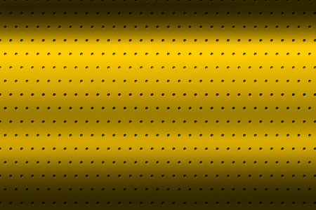 metal mesh: yellow chrome metallic mesh. metal background and texture. 3d illustration.
