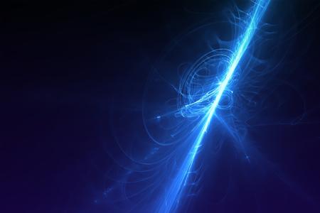lighting effect: set 7 lighting effect abstract background. blue glow energy wave.
