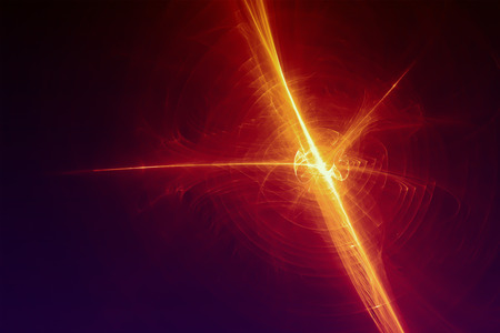 lighting effect: set 7 purple red glow energy wave. lighting effect abstract background.