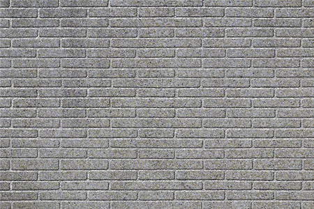 dirty room: set 9. white and gray old brick wall. background and texture. 3d illustration.