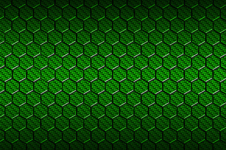 Green Carbon Fiber Hexagon Pattern Background And Texture 60d Delectable Green Pattern Background