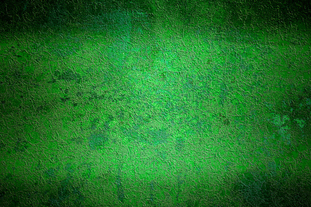 green chrome metal texture with scratch. look like cement or concrete texture. background and texture. Stock Photo
