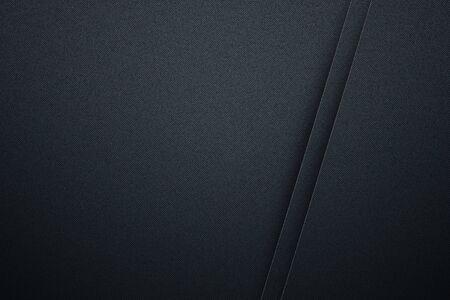 blue carbon fiber background and texture. material design. 3d illustration. Zdjęcie Seryjne