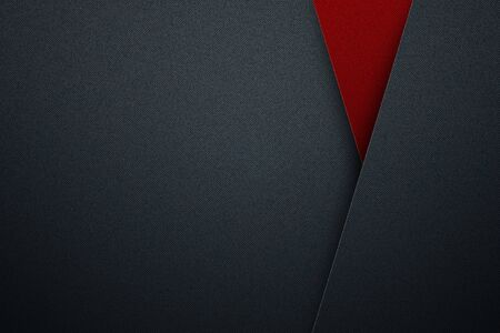 blue and red carbon fiber background and texture. material design. 3d illustration. Zdjęcie Seryjne