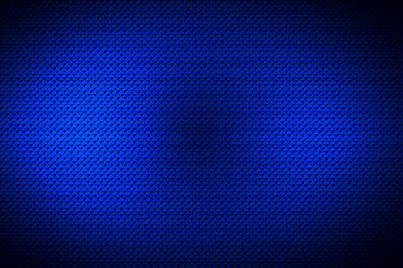blue geometric pattern. metal background and texture. 3d illustration design.