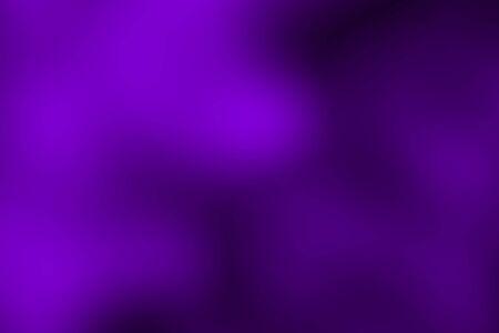 purple blurred gradient black color. liquid background and texture. 3d illustration design. Reklamní fotografie