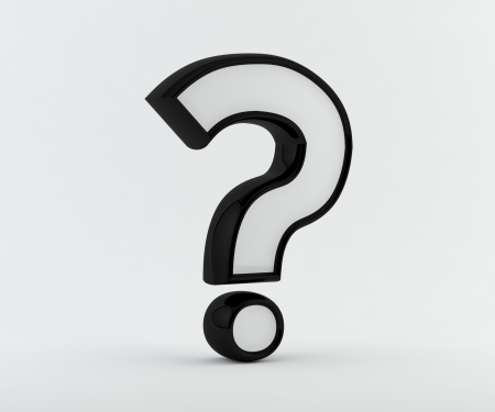 question mark Stock Photo - 17464084