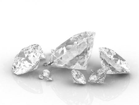 luxery: Diamonds