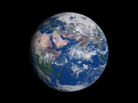 Our own planet Earth