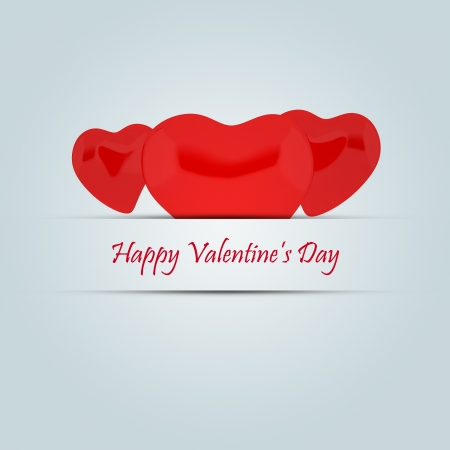 Happy valentine photo
