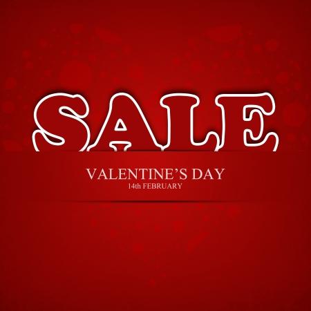 Valentines day sale photo