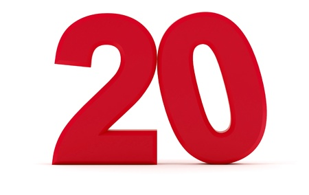 Number 20 Imagens