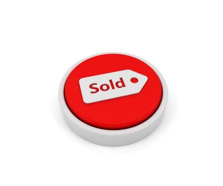Verkocht knop