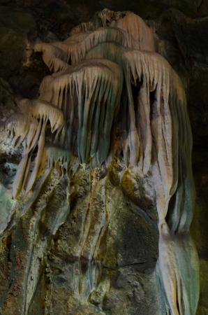 Stalactite stalagmite cavern
