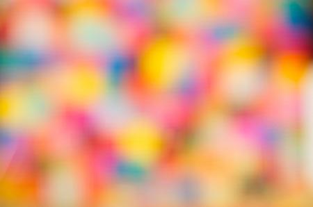 color in: resumen de color de fondo borroso.