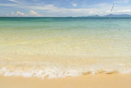 oceanscape: Beautiful seascape in Thailand on Koh Samui