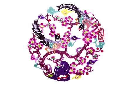 iuml: Chinese Paper-cutting