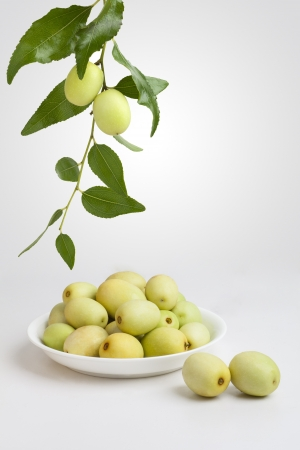jujube fruits: jujube