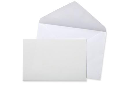 briefpapier: Umschlag